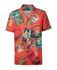 Men's Short Sleeve Hawaiian Shirt