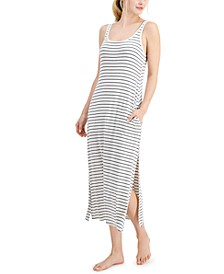 Ultra-Soft Maxi Tank Nightgown, Created for Macy's