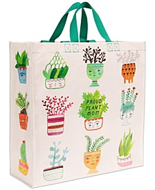 Proud Plant Mom Large Tote Bag