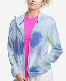 Women's Tie-Dyed Double Dry Track Jacket