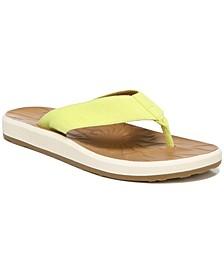 Sunny Flip-Flop Sandals