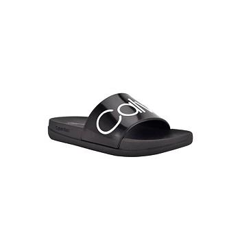 Calvin Klein Boden Oversized Logo Slide Sandal