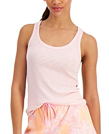 Solid Ribbed Tank Top, Created for Macy's