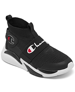 Champion Leathers LITTLE BOYS RALLY PRO XG CASUAL SNEAKERS FROM FINISH LINE
