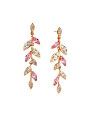 Leaf Linear Earring