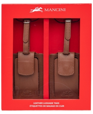 Box Set Collection Men's Luggage Tags