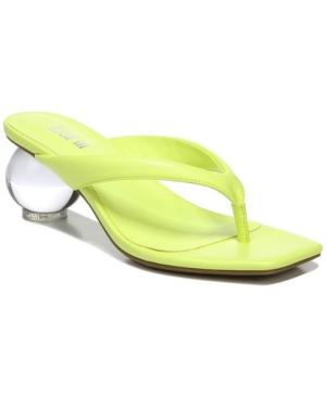 Corteta Thong Ball-Heel Sandals