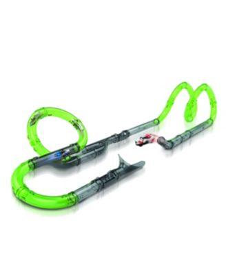 Sharper Image Remote Control 31 Piece Stunt Tube Racers