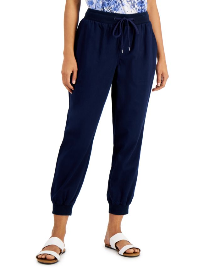 Style & Co Jogger Pants, Created for Macy's & Reviews - Pants & Capris - Women - Macy's