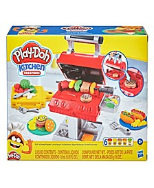 Kitchen Creations Grill 'n Stamp Playset
