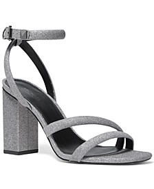 Hazel Ankle-Strap Dress Sandals