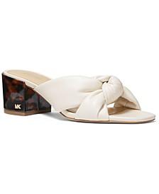 Women's Josie Slip-On Knotted Sandals