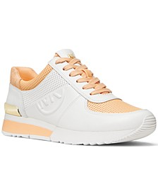 Allie Wrap Trainer Sneakers