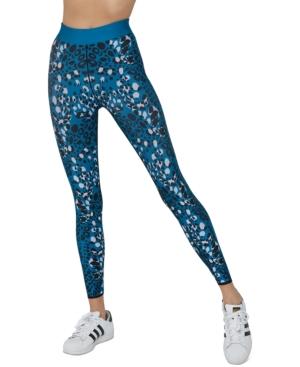 Women's Leopard Star Fest Printed Leggings