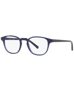 EC2004 Men's Panthos Eyeglasses