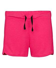 Big Girls Highwaisted Cabana Shorts