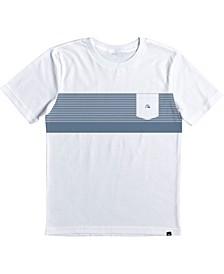 Toddler Boys Basic Stripe T-shirt