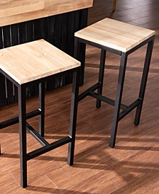 Bely Pair of Kitchen Stools