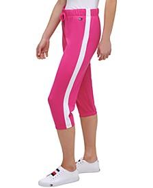 Women's Cropped Logo Jogger Pants