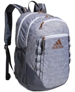 Adidas Originals Adidas Women's Excel Backpack In Jersey Grey ...
