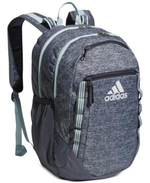 Adidas Originals Adidas Women's Excel Backpack In Jersey Onix Dark ...