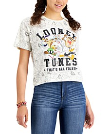 Looney Tunes Juniors' Graphic T-Shirt