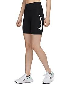 Women's Swoosh Bike Shorts