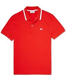 Men's Regular Fit Fresh Semi Fancy Polo Shirt