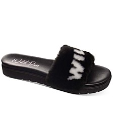 Jeleen Flat Sandals, Created for Macy's