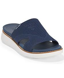 Women's Zerogrand Global Stitchlite Slide Sandals
