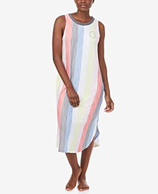 Knit Sleeveless Nightgown
