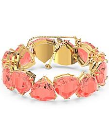 Multi-Crystal Link Bracelet
