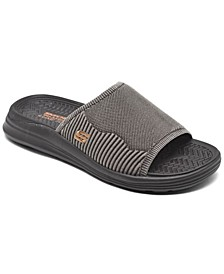 Men's Relaxed Fit- Sargo - Mar Way Slide Sandals from Finish Line