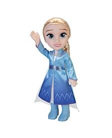 Frozen 2 Elsa Adventure Doll