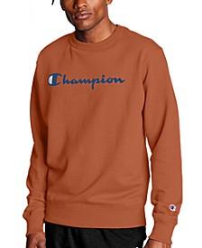 Men's Powerblend Fleece Logo Sweatshirt