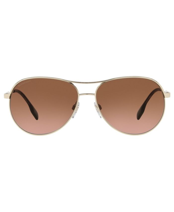 Burberry Women's Tara Sunglasses, BE3122 59 & Reviews - Sunglasses by Sunglass Hut - Handbags & Accessories - Macy's