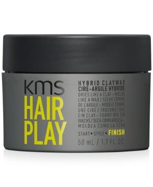 Hair Play Hybrid Claywax