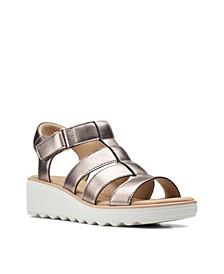 Women's Collection Jillian Quartz Sandals