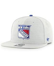 New York Rangers Boreland Captain Cap