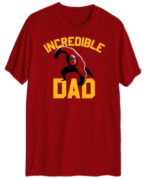 Men's Incredible Dad Short Sleeve Graphic T-shirt