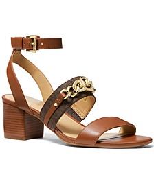 Roxane Flex Ankle-Strap Sandals