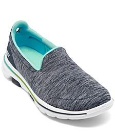 Women's GO walk 5 - Surprise Slip-On Walking Sneakers from Finish Line