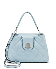 Amberr Quilt Satchel, Created for Macy's
