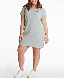 Plus Size T-shirt Dress