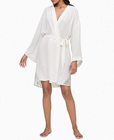 Women's Amaryllis Lace Wrap Robe