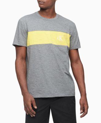 Men's cK Color Blocked T-Shirt