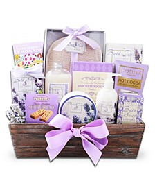 Relaxing Lavender Spa Gift