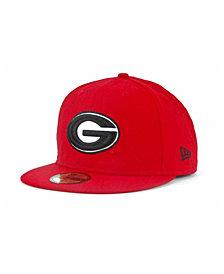 New Era Georgia Bulldogs 59FIFTY Cap