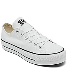 Women's Chuck Taylor Lift Casual Sneakers from Finish Line