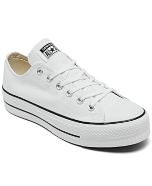 Converse Women's Chuck Taylor Lift Casual Sneakers from Finish Line